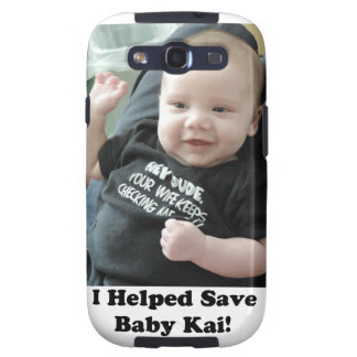 Help Fund Bay Kai's Medical Recovery Galaxy S3 Case