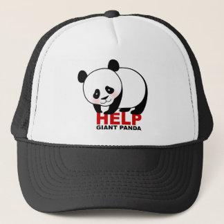 Help Giant Panda Hat