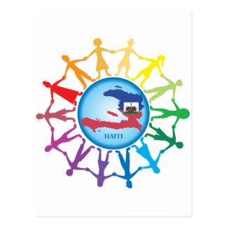 Help Haiti 2 Postcard
