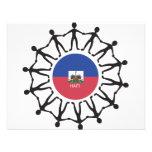 Help Haiti Custom Invite