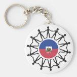 Help Haiti Keychain