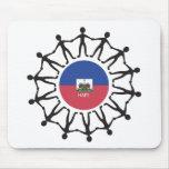 Help Haiti Mouse Pads