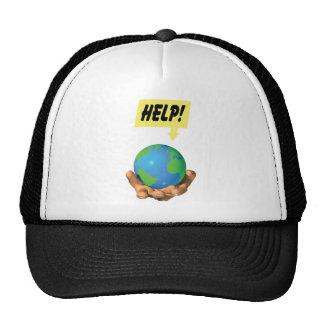 Help! Mesh Hat