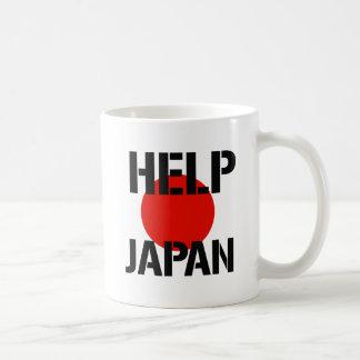 Help Japan - Mug
