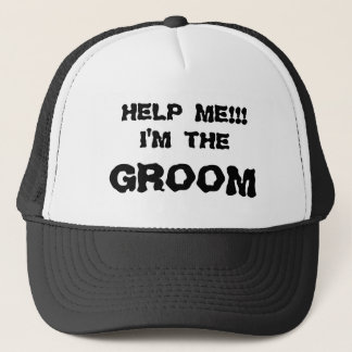 HELP ME!!! I'M THE GROOM HAT