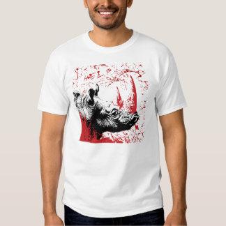 Help Rhinos Tshirts