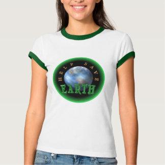 Help Save Earth T-Shirt