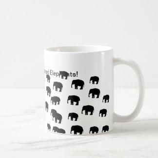 Help Save Endangered Elephants Mugs