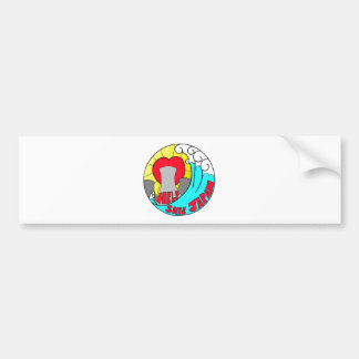 Help Save Japan Bumper Sticker