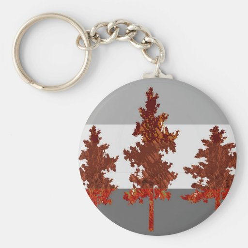 Help Save Trees - Healthy Environment Keychains
