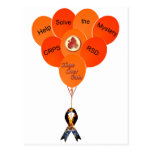 Help Solve the Mystery CRPS RSD Balloons  HOP Blaz