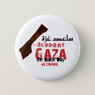 Help & support Gaza 6 Cm Round Badge