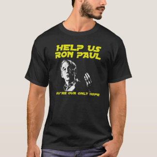 Help Us Ron Paul T-Shirt