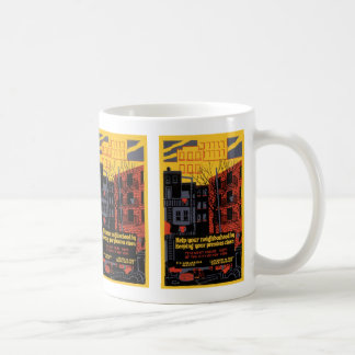 Help Your Neighborhood Coffee Mugs