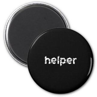 Helper 6 Cm Round Magnet