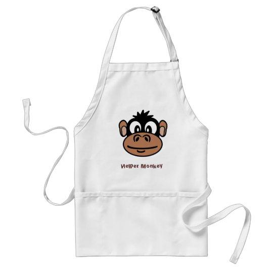Helper Monkey apron