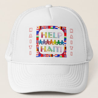Helping Hands- Haiti Hat