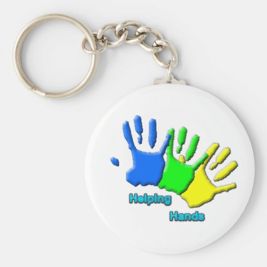 helping hands Keychain