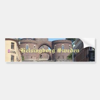 Helsingborg Castle - Sweden Bumper Sticker