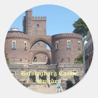 Helsingborg Castle - Sweden Stickers
