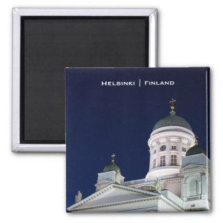 Helsinki Cathedral Square Magnet