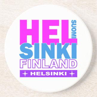 Helsinki coaster