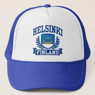 Helsinki Finland Trucker Hat