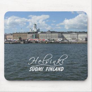 Helsinki Harbor mousepad