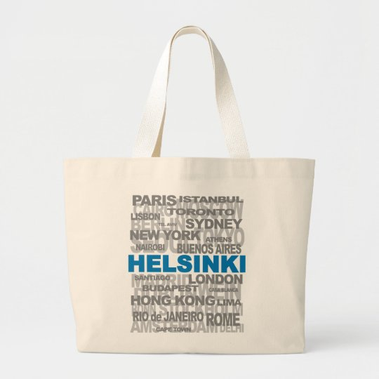 HELSINKI & other cities bag
