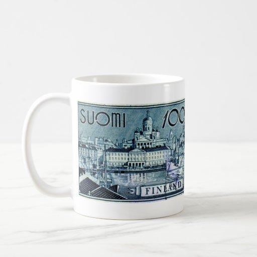 Helsinki Panorama Mug