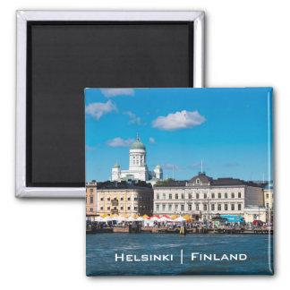 Helsinki Skyline Magnet
