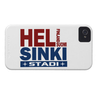 Helsinki Stadi iPhone 4 Case-Mate