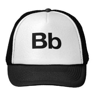 Helvetica Bb Trucker Hat