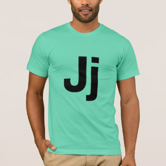 Helvetica Jj T-Shirt