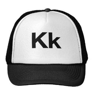 Helvetica Kk Mesh Hat
