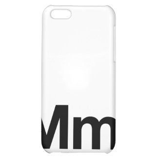 Helvetica Mm Case For iPhone 5C