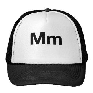 Helvetica Mm Trucker Hat