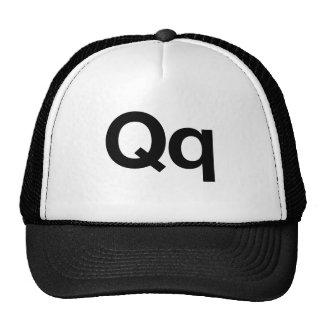 Helvetica Qq Mesh Hat