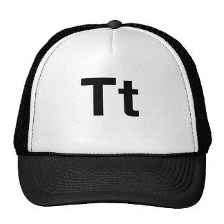 Helvetica Tt Mesh Hats