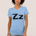 Helvetica Zz T Shirt