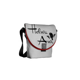 Helwa Awi Courier Bag