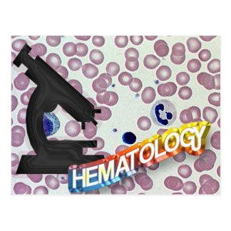 HEMATOLOGY - Medical Technology - Laboratory Post Card