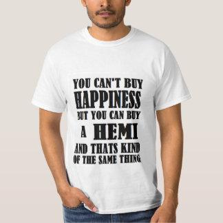 HEMI=HAPPINESS TEE SHIRT
