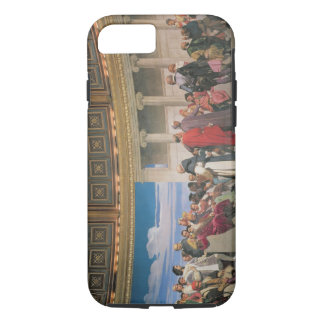 Hemicycle: Artists of All Ages, detail of the righ iPhone 8/7 Case
