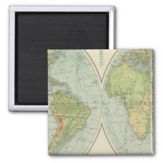 Hemispheres 12 physical magnet
