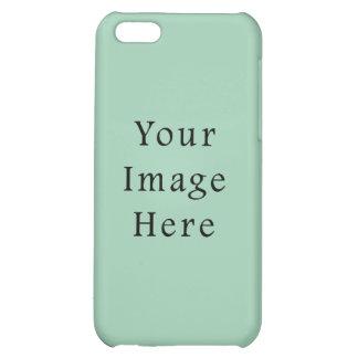 Hemlock Light Green Color Trend Blank Template iPhone 5C Case