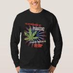 Hemp Plastic T-shirts