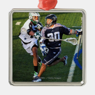 HEMPSTEAD, NY - MAY 21:  Julian Watts #5 Silver-Colored Square Decoration