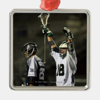 HEMPSTEAD, NY - MAY 21:  Stephen Peyser #18 Christmas Ornament