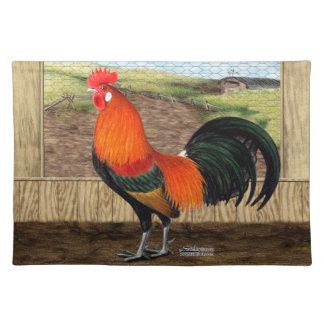 Hen House Hero Placemat